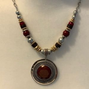 NWT Ruby Rd. statement necklace.